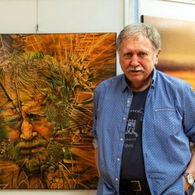 Radu Maier: Der Künstler und sein Selbstbildnis