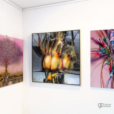 Einblick moderne aktmalerei spiegelung 9 - | Galerie Raduart